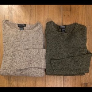 NY&Co Soring/Summer Sweaters